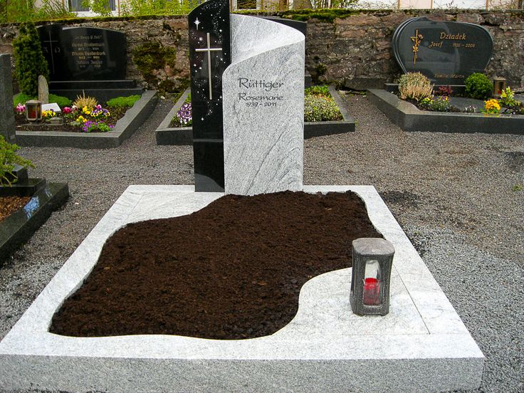 Referenzen unserer grabanlagen grab gestalten for Grave decorations ideas