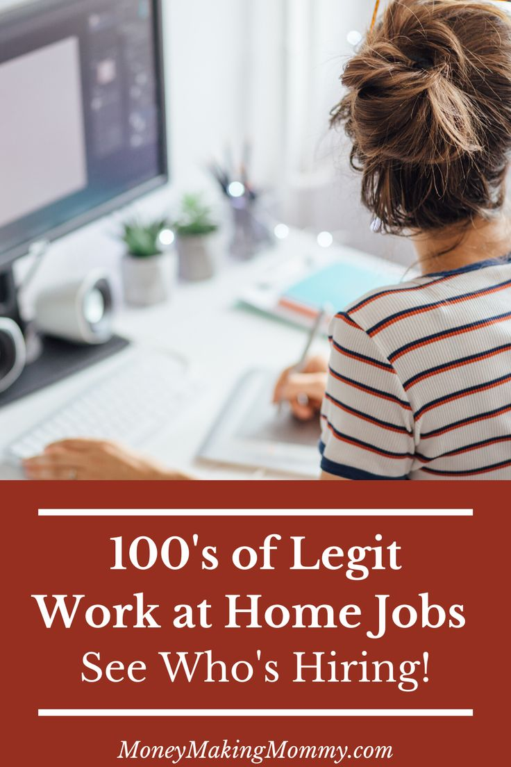 Pin on Work at Home Job Leads
