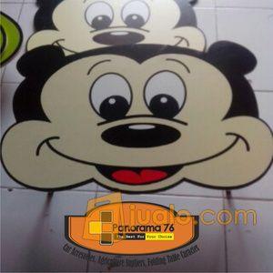 Meja Lipat Karakter Mickey Mouse Lucu untuk anak-anak Retail/Grosir Meja Lipat Karakter Lucu untuk anak-anak ,ringan