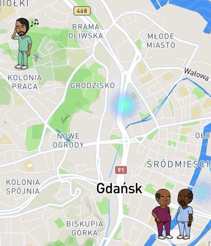 Fett tur med gutta og litt kjøring over fartsgrensen... #flæ #gdansk #bald #hvorergarry #party #snapchat #medic #map #bmw #fiat #citroen #uber #limo #tomorrowland
