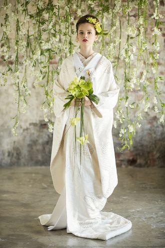 ギャレリアコレクション(Galleria Collection) 白無垢 金刺繍