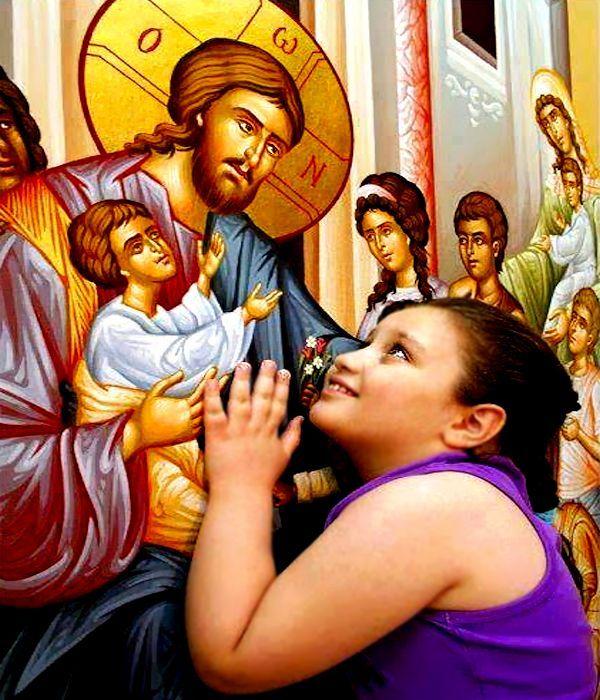 Αγίου Νικολάου Βελιμίροβιτς Τα παιδιά και οι άγιοι αφοσιώνονται σε Σένα Κύριε. Οι άλλοι επαναστατούν εναντίον Σου. Τα παιδιά και οι άγιοι είναι η διαχωριστική γραμμή ανάμεσα στη βασιλεία των ουρανώ…