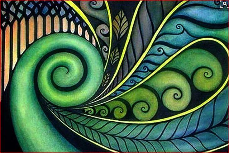 Art lessons | New Zealand Maori Koru Art Lesson Plan: Multicultural Art and 2.9k saves 211 likes