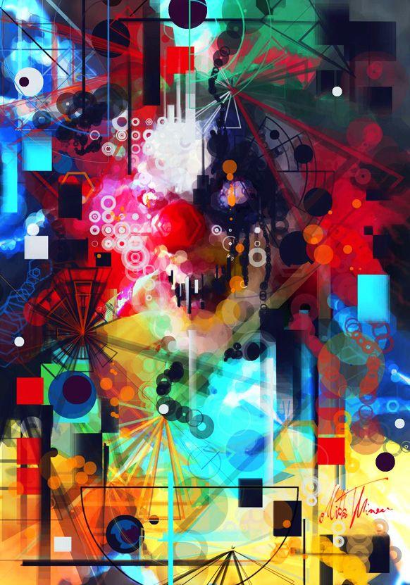Clown by Mishelangello.deviantart.com on @deviantART