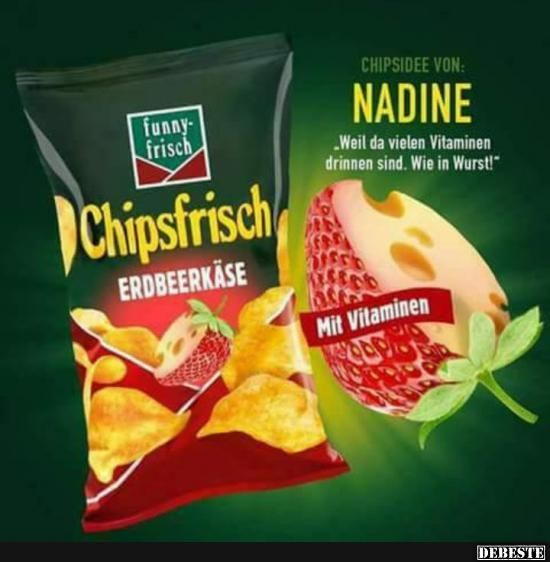 Das neueste von der Chipsfront!   Lustige Bilder, Sprüche, Witze, echt lustig