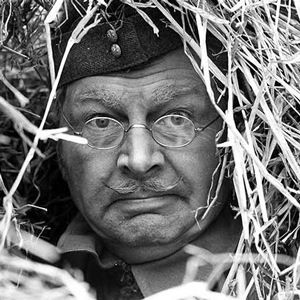 Dads Army Clive Dunn as Corporal Jones