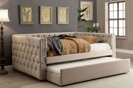 furniture of america full daybed trundle - Google Search