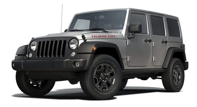 Jeep Wrangler - Smoky Rubicon X Package
