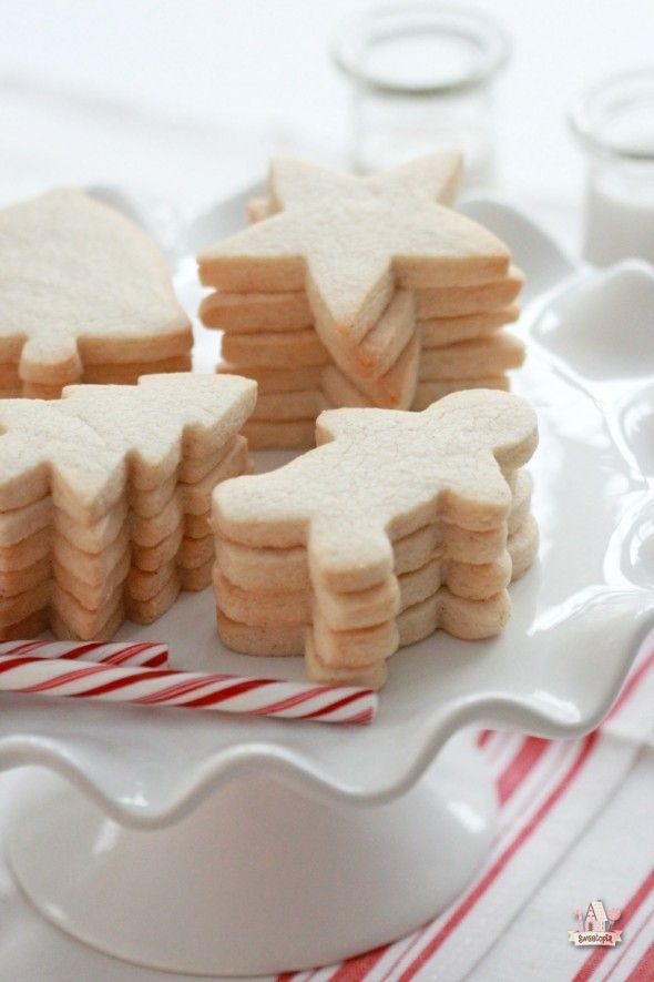 Snickerdoodle Cut-Out Cookie Recipe | Sweetopia