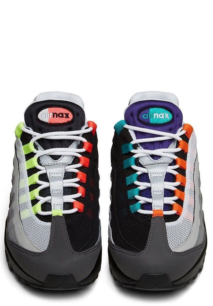 Air Max 95 All Colors March 2017