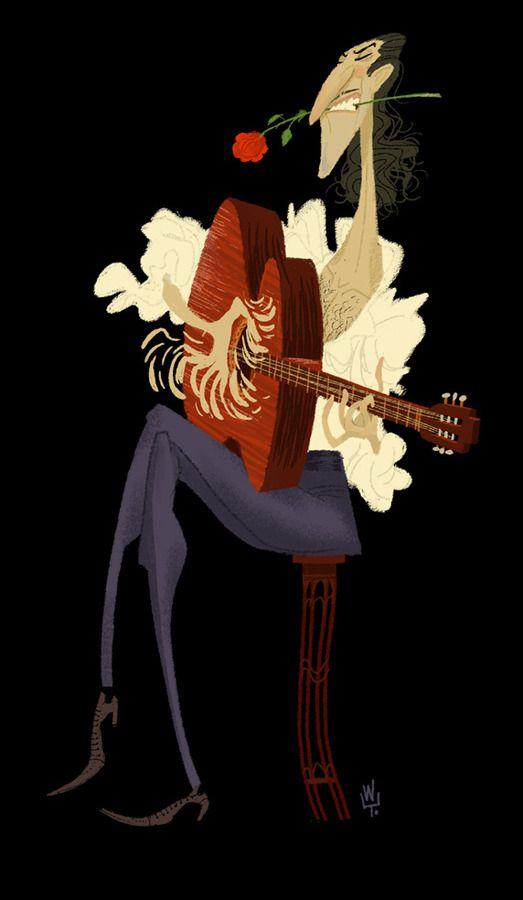 Flamenco ✤