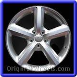 Audi Q7 2013 Wheels & Rims Hollander #58834 #Audi #Q7 #AudiQ7 #2013 #Wheels #Rims #Stock #Factory #Original #OEM #OE #Steel #Alloy #Used