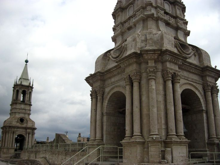 Catedral de Arequipa.