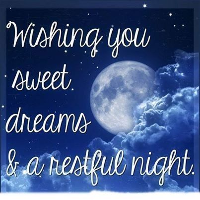Wishing You Sweet Dreams Quotes Quote Night Goodnight Good Night