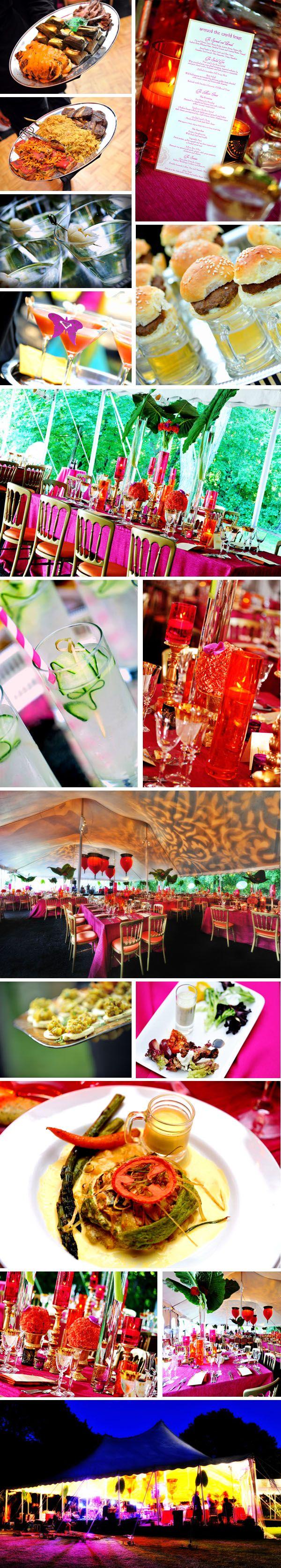 Entertaining Company www.entertainingcompany.com and Jai-Girard-Indian-Wedding-Reception | StrictlyWeddings.com