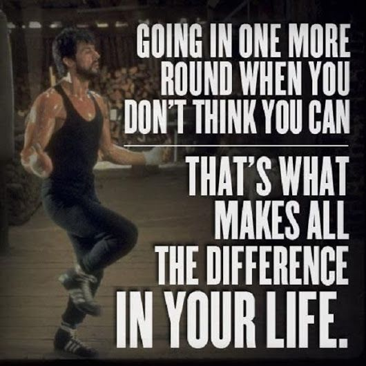 Image result for rocky quotes life