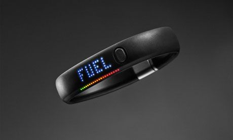 Nike+ FuelBand and Google Glass: what next for the 'quantified self'?  We're only just at the beginning of the 'quantified self' movement, which tracks movement, diet and other issues using gadgets