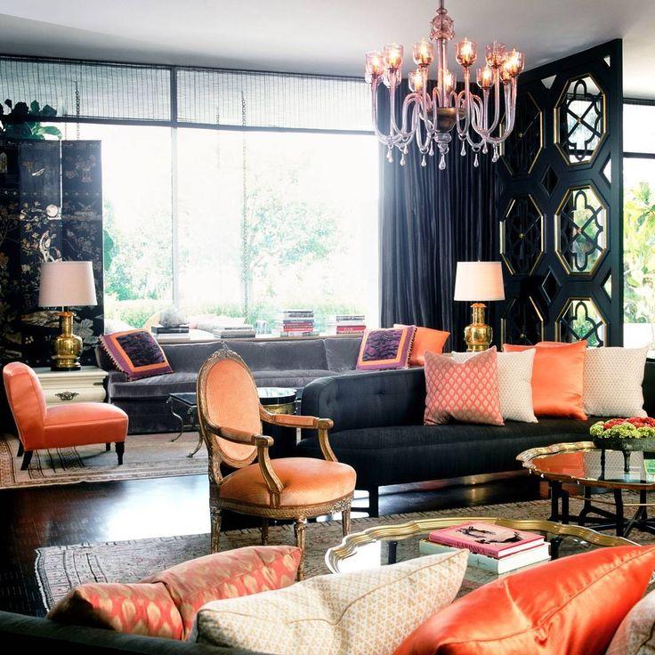 Xk Tbt Interiordesign Home Decor Losangeles Kelly WearstlerRegency