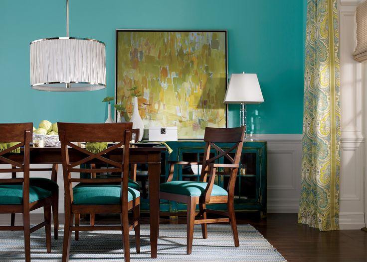 17 best ethan allen: dining rooms images on pinterest