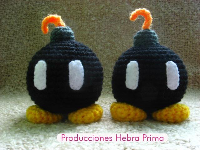 Bombas de Mario Bross