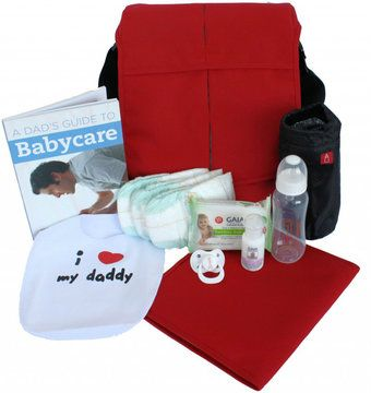 Our New Dad Survival Bundle is the perect gift for a new dad.  We have put together the ultimate survival bundle for a new dad.