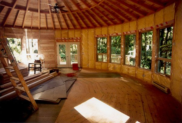 Insulating A Yurt Dream Home Pinterest