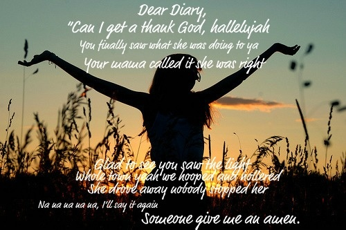 Someone give me an amen!!! Country lyrics, Summertime
