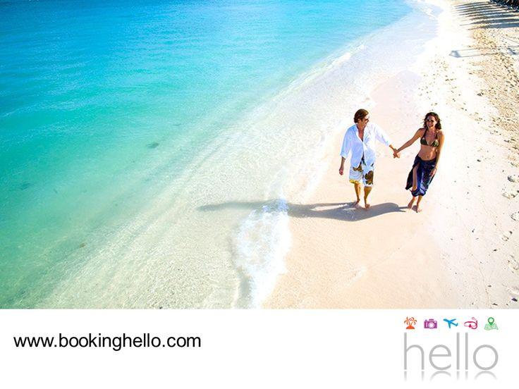 VIAJES DE LUNA DE MIEL. En Booking Hello tenemos las mejores tarifas en packs all inclusive a Cancún, para que tú y tu pareja tengan la oportunidad de conocer sus alrededores. Cozumel es una de las islas más hermosas del Caribe mexicano y conserva su esencia natural, para que los visitantes gocen de la tranquilidad de sus paisajes o para los más aventureros, está la experiencia del snorkeling que los dejará sorprendidos con su mundo submarino. #lunademielconhello