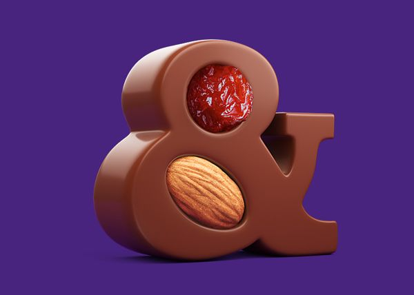 Cadbury Dairy Milk Icons on Behance