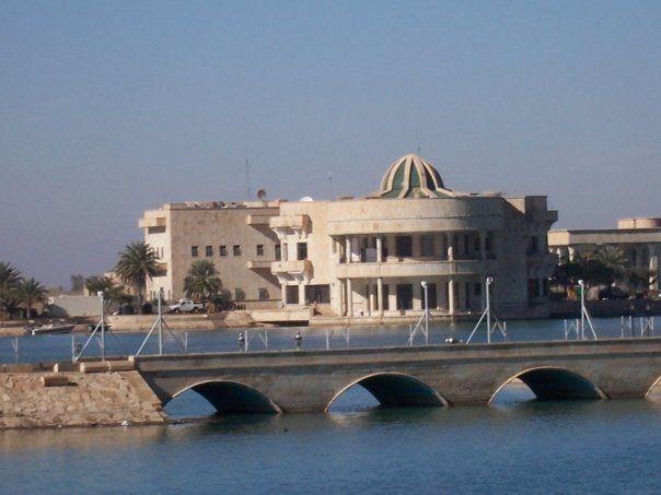 palace iraq baghdad victory america palaces