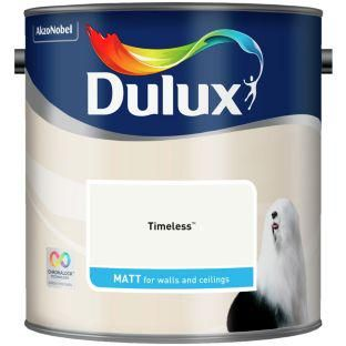 Dulux Paint Buy one get one half price (£23.98 for 5 Lltres) @ Argos FREE C&C at Argos