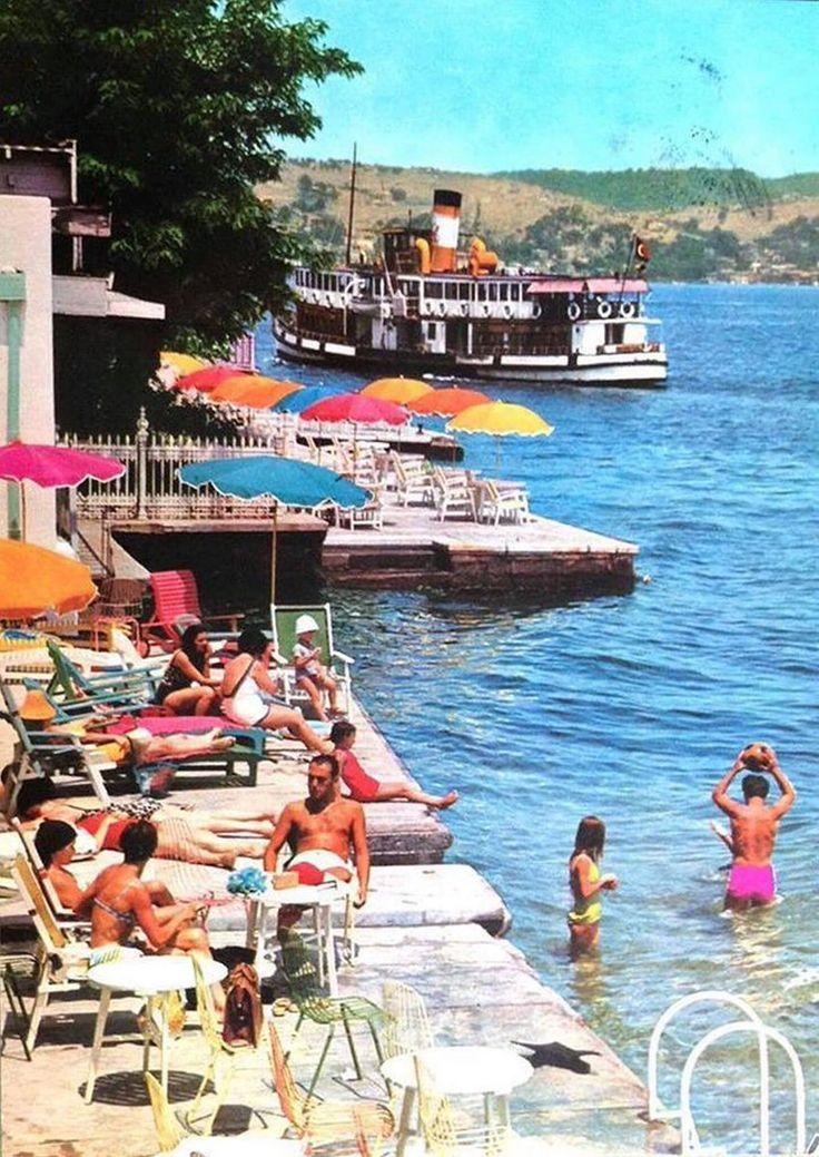 Yeniköy (1972) #istanlook #nostalji #birzamanlar