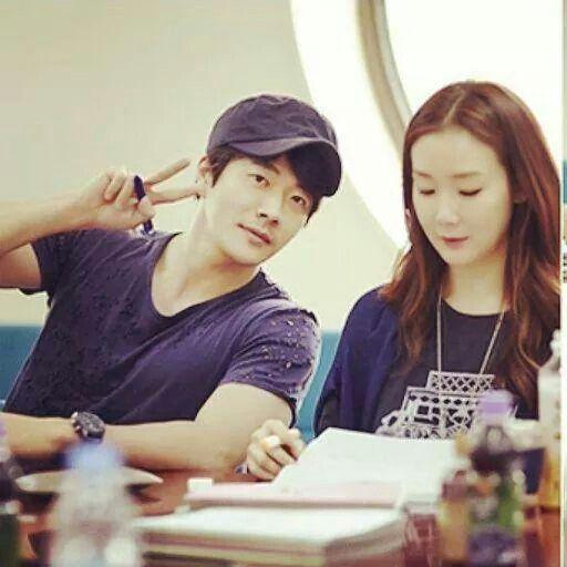 Temptation/ kwon sang woo & Choi ji woo