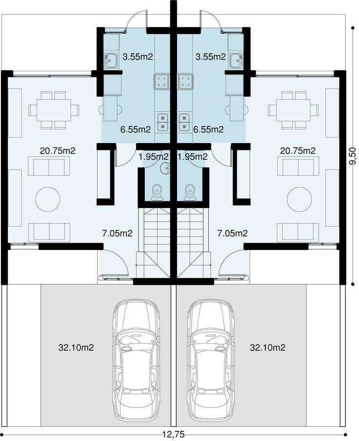 Duplex Lomas   Proyecto ya !