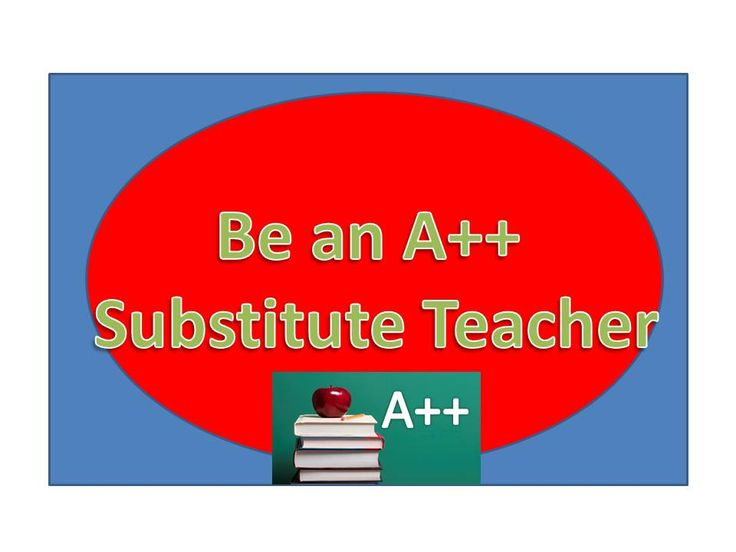 How to Be an Effective Substitute Teacher: A Guide and Tips for Substitute Teachers in the Classroom from LearnFromMe on HubPages