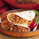 Guajillo-Spiked Pork-and-Potato Tacos. I get the Guajillo Chilies from ...