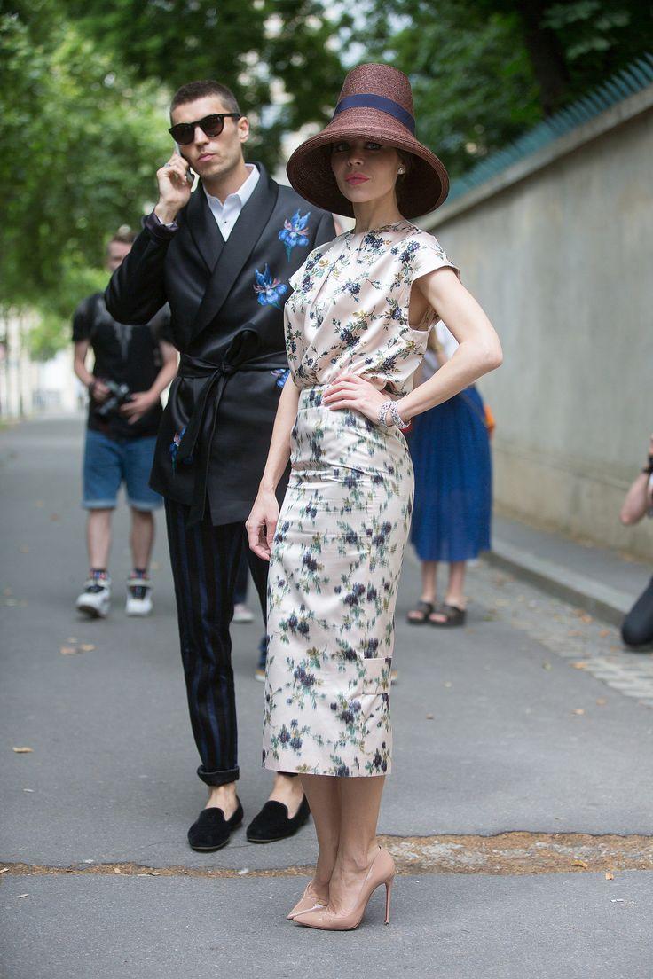 Das sind die 21 am besten gekleideten Frauen der Fashion Week: Ulyana Sergeenko