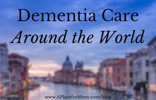 More countries are recognizing Alzheimer's and dementia as a public health crisis. Let's take a look at dementia care around the world.