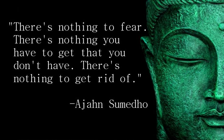 Ajahn Sumedho Quote 02