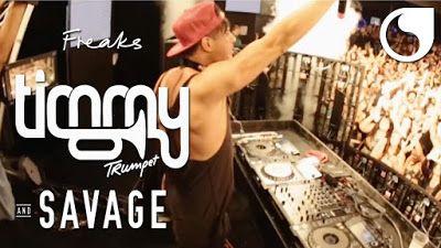 Apenas Dany: Música do mês:Timmy Trumpet & Savage ( Freaks)