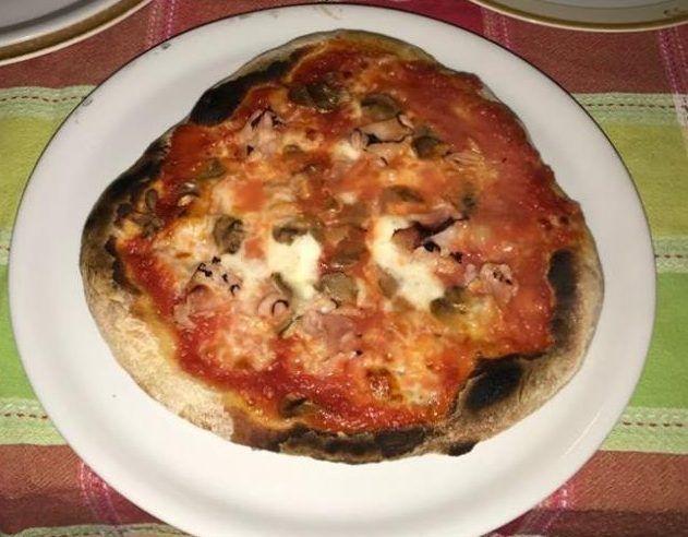 Pizza con il bimby e non solo lievitazione 4 h