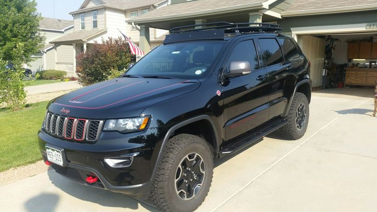 Pin by Farah on Grand cherokee trailhawk in 2020