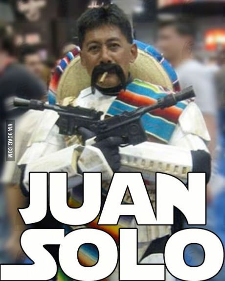 Juan Solo | Geek and Joke | Pinterest