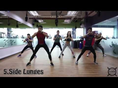 4 Minutes TABATA Group - YouTube