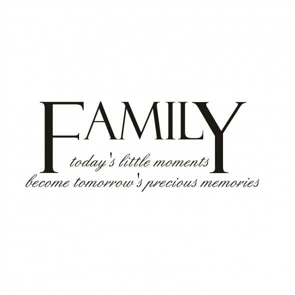 What Family Means To Me Quotes: Family Means Everything To Me