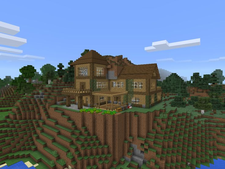 My Best Survival Houses I Have Ever Made! Minecraft Pinterest