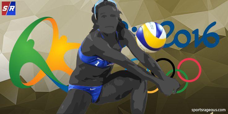 Rio Olympics Beach Volleyball Live stream: USA vs Brazil Women's semifinals Preview & Predictions - http://www.sportsrageous.com/2016-rio-olympics/rio-olympics-beach-volleyball-live-stream-usa-brazil-womens-semifinals/41343/