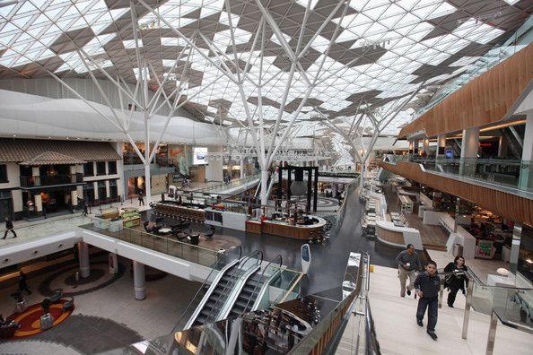 Westfield London shopping centre in Shepherd's Bush