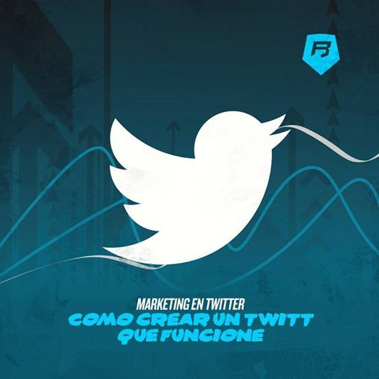 TWITTER MARKETING: CÓMO CREAR UN TWITT QUE FUNCIONE >>> http://www.rebeldesmarketingonline.com/blog/como-crear-un-twitt/