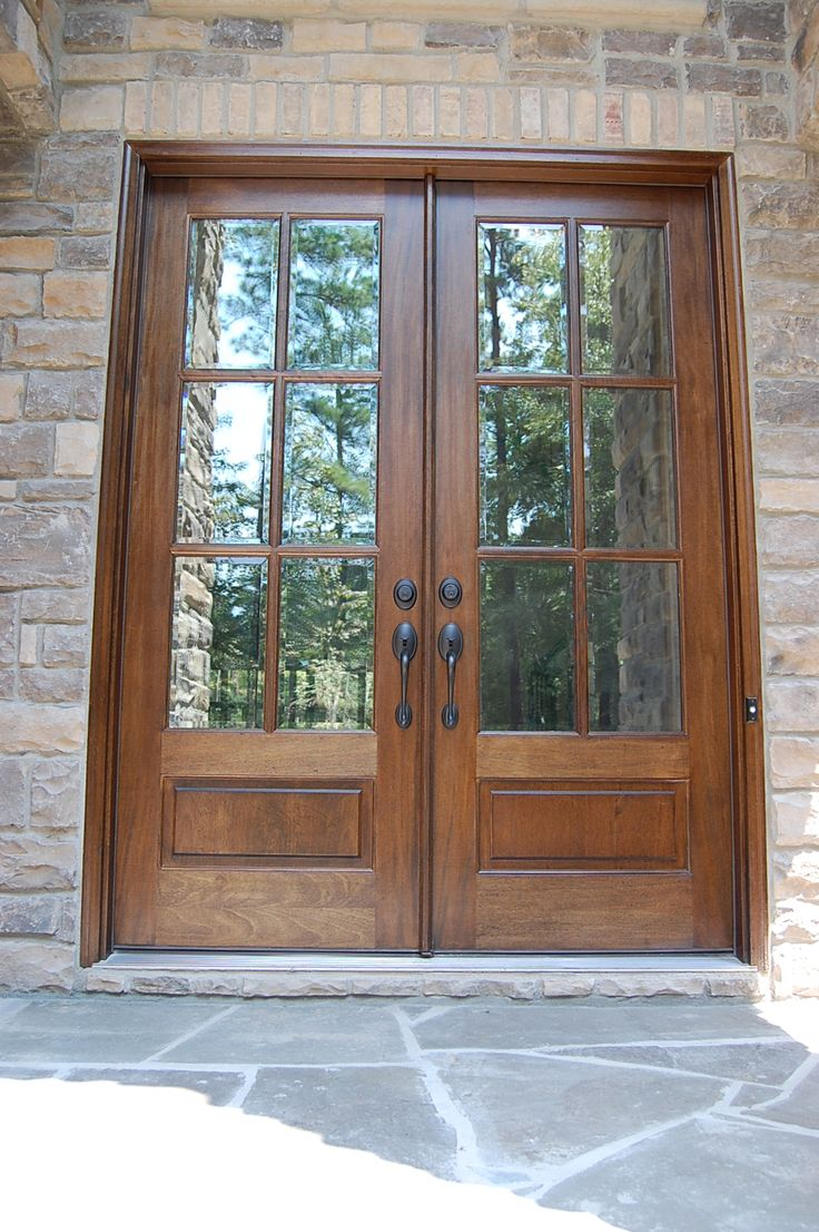 Sw3524 Chestnut Stain With Clear Beveled Glass Arh